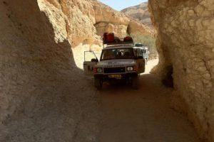 Jeep tour in the Negev - Krivine Guesthouse