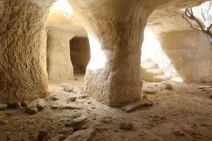 Nabatean cistern in the Negev Nahal Hatzatz - Krivine Guesthouse