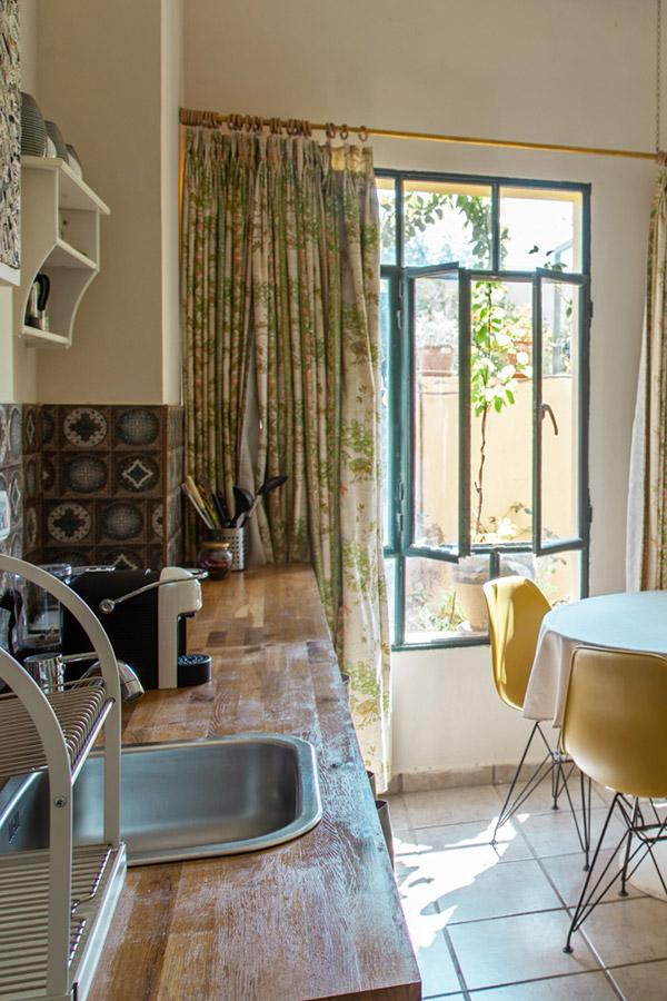 Staying in the Negev - Krivine Guesthouse